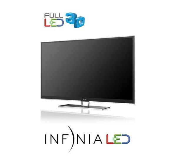 LG LX9500 – premium 3D TV