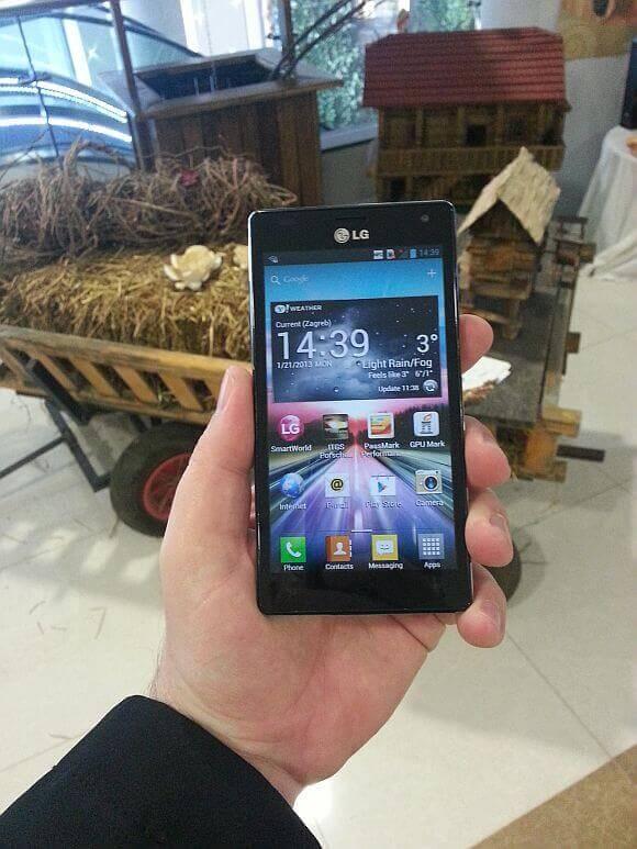 LG Optimus 4X HD 6