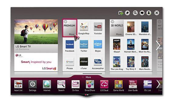 lg 2013 smart TV