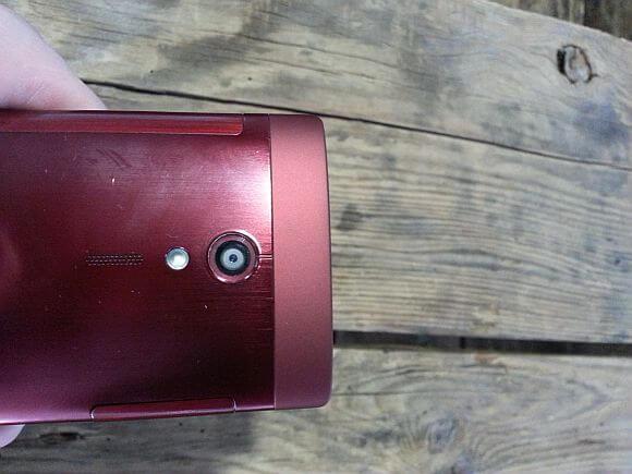 Sony Xperia Ion 8