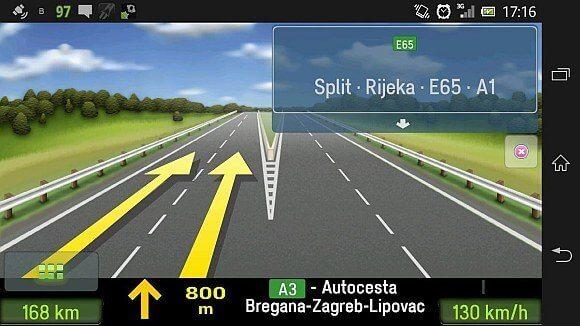 android navigacija 1