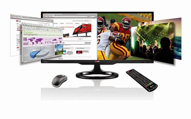 LG Personal TV