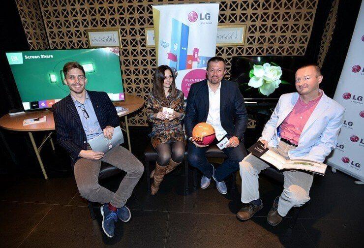 LG TV 2014_Stulac Radic, Ozvald Reljic, Medved, Madjarevic