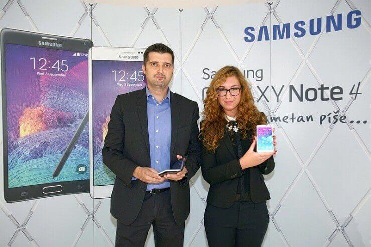 Samsung Galaxy Note 4 1