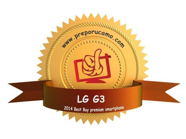 nagrada LG G3