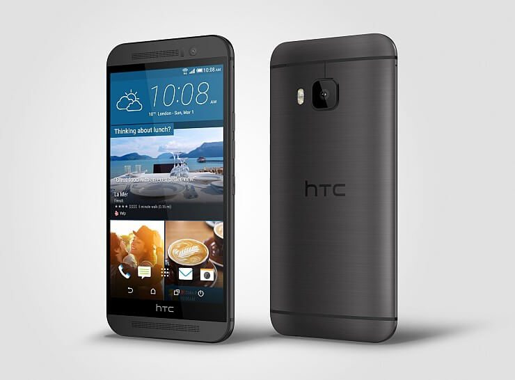 HTC-One-M9_Gunmetal_Left
