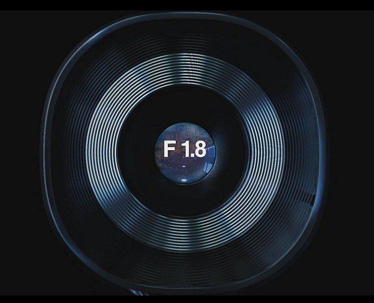 LG G4 kamera F1.8 1