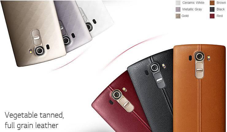 LG G4 kkuciste