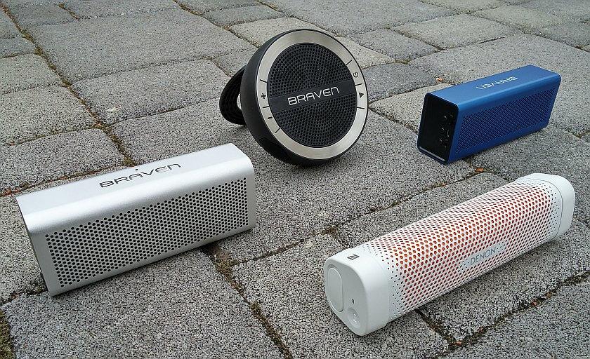 Bluetooth zvučnici usporedba 2