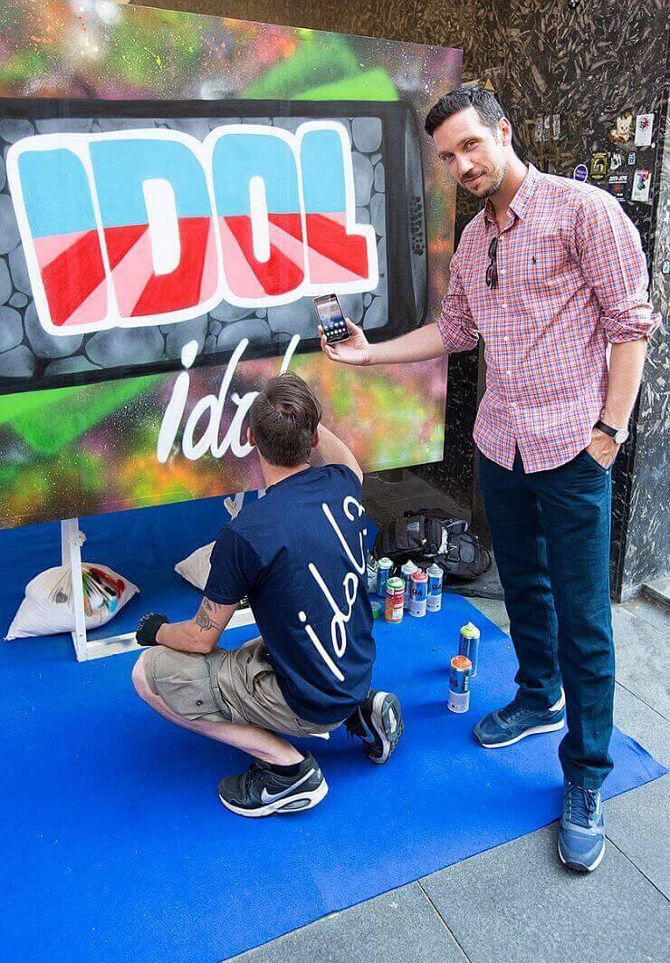 "Prestavljanje mobitela Alcatel Idol 3 modela, u veziji 5.5"" i 4.7"" FOTO: Mirko Jankovic"