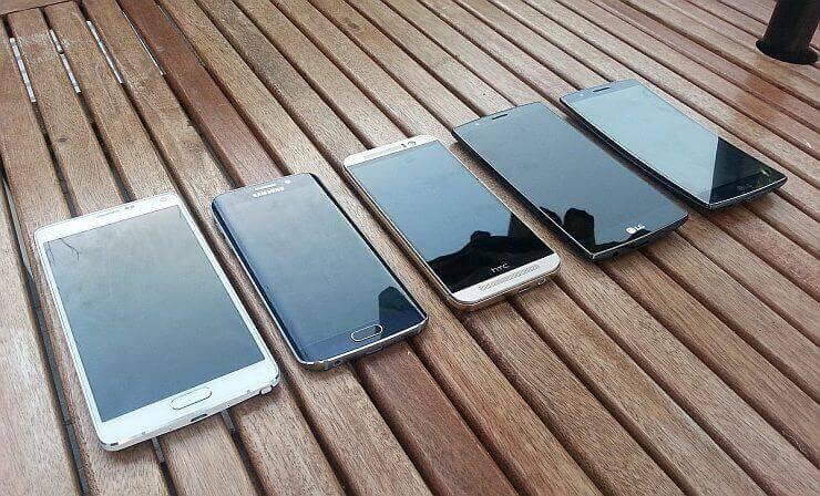 supertest LG G4, LG G Flex2, HTC One M9, Samsung S6 edge, Samsung Note 4 1