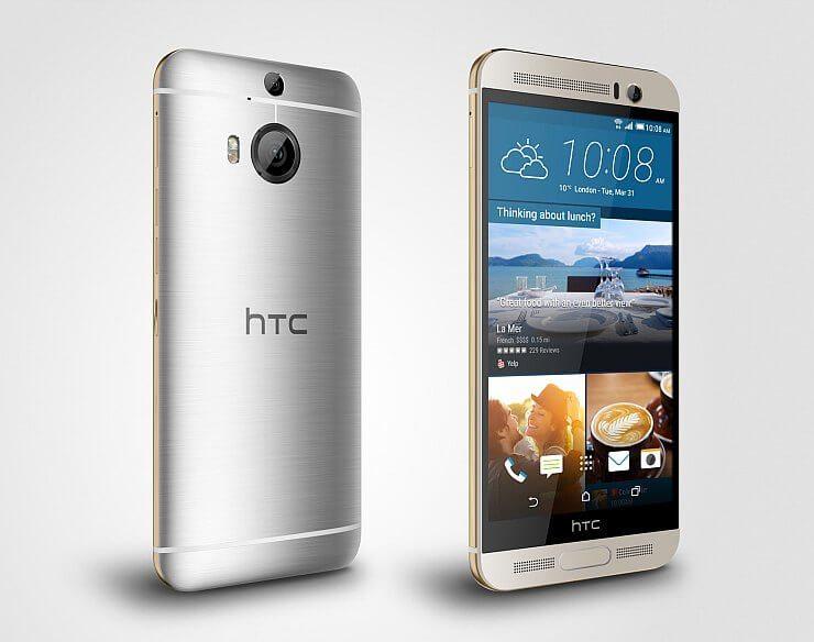 HTC One M9+ 3