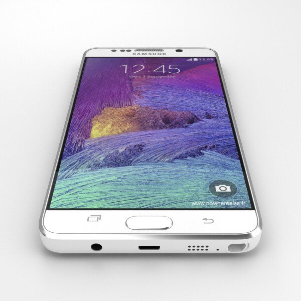 Samsung Galaxy Note 5 1