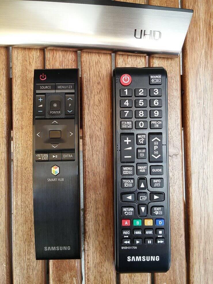 Samsung 40JU6572 recenzija 1