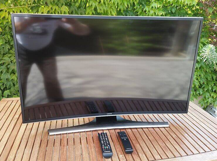 Samsung 40JU6572 recenzija 3