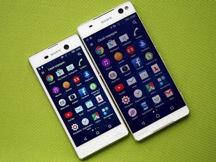 Sony Xperia C5 Ultra 1121