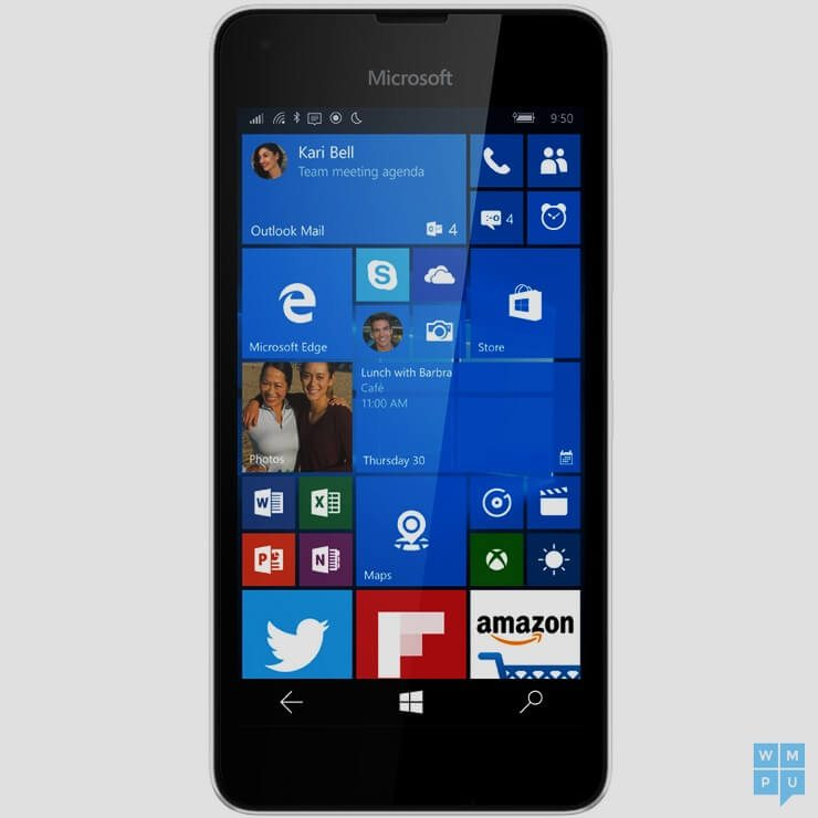 Microsoft Lumia 550 je sljedeći entry-level pametni telefon 01