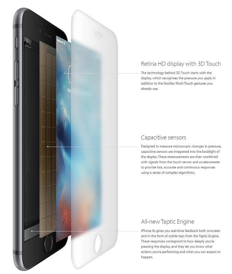 Apple iPhone 6s 4