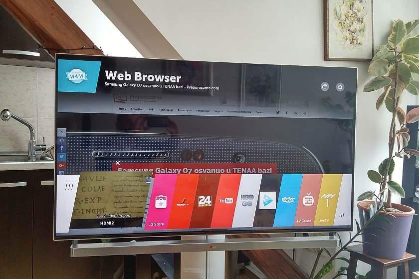 LG webOS 2 4