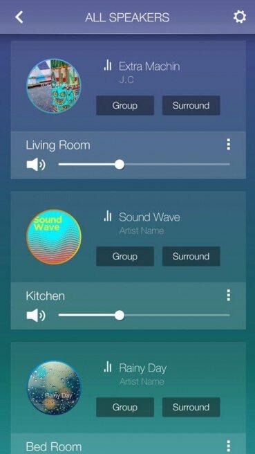Samsung multiroom 2