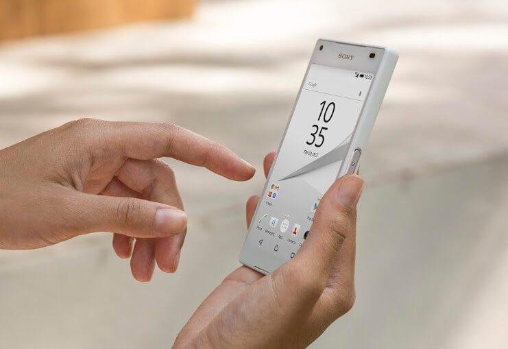 Sony Xperia Z5c 1