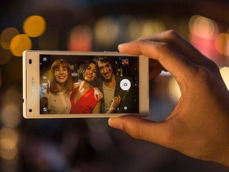 Sony Xperia Z5c 3