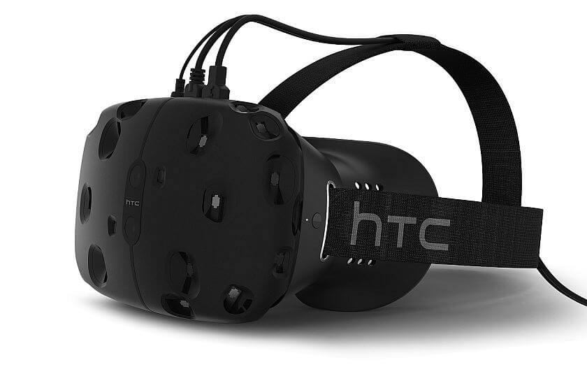 HTC Vive demo 4