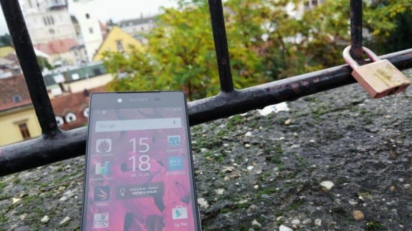 Sony Xperia Z5 recenzija 20