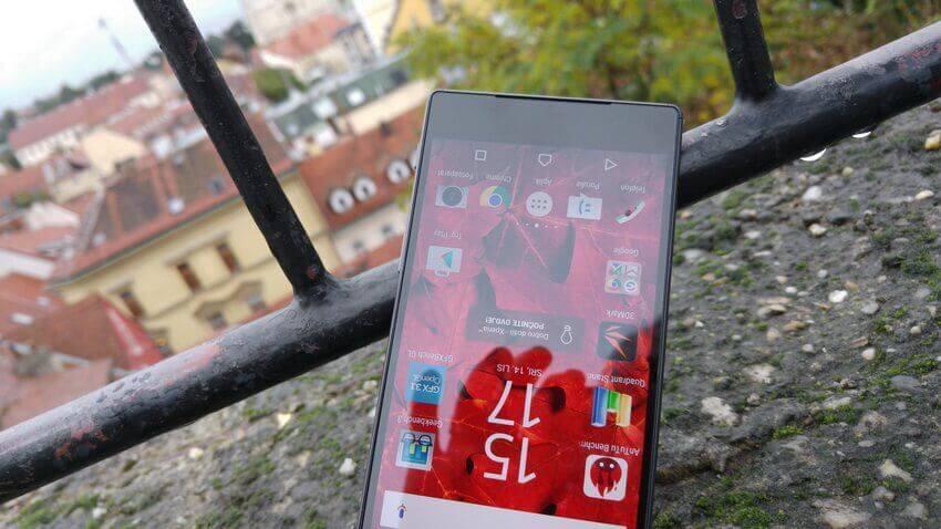 Sony Xperia Z5 recenzija 21