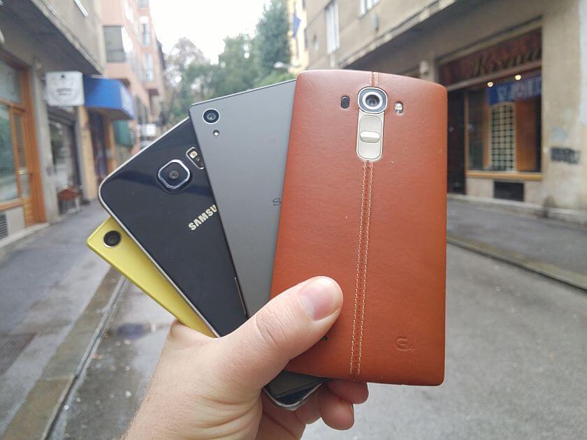 Test kamera na LG G4, Sony Z5 i Samsung S6 mobitelima 2