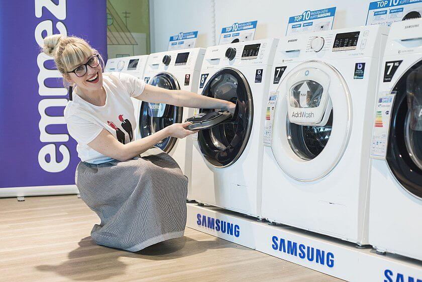 Samsung AdWash perilica 3