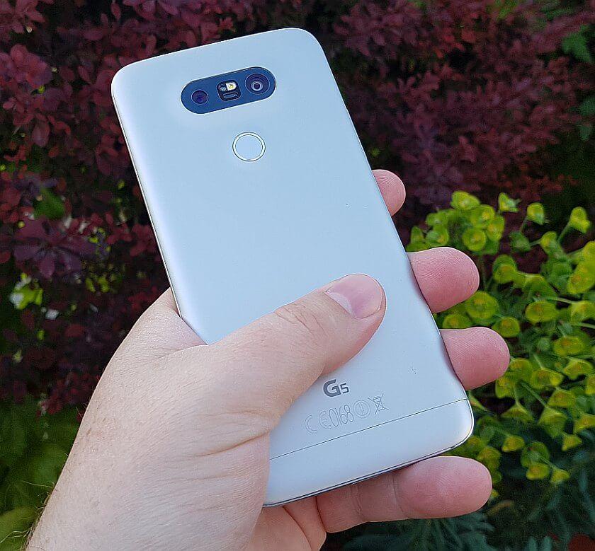 LG G5 najava testa 55