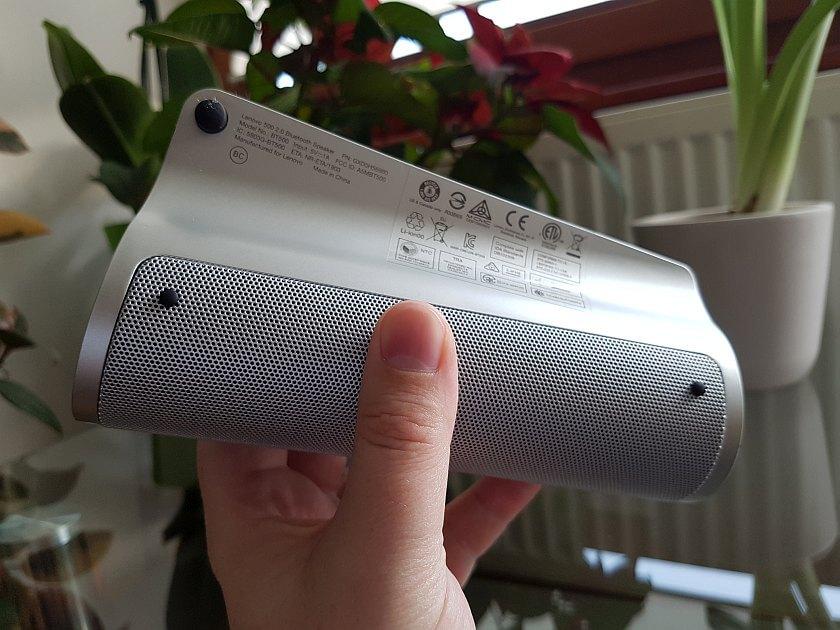 Lenovo 500 Bluetooth zvučnik 44