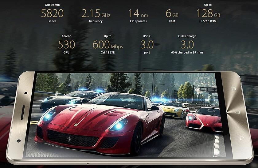 Asus Zenfone 3 Deluxe 4