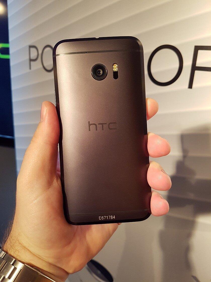 HTC 10 predstavljanje 2