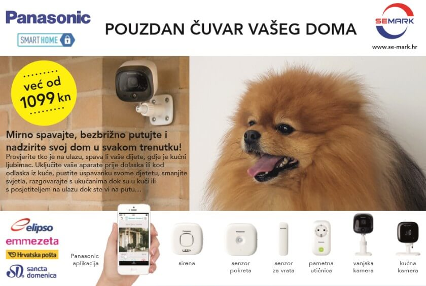 panasonic smahrt home