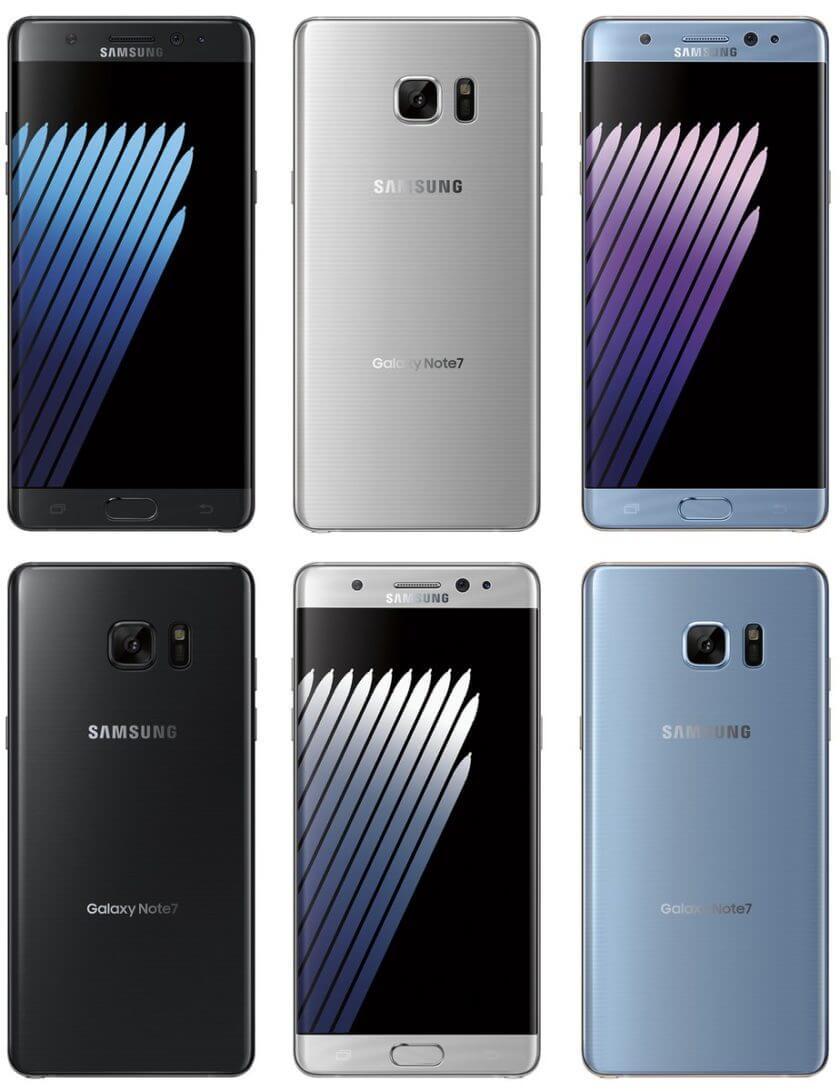 Samsung Note 7 4