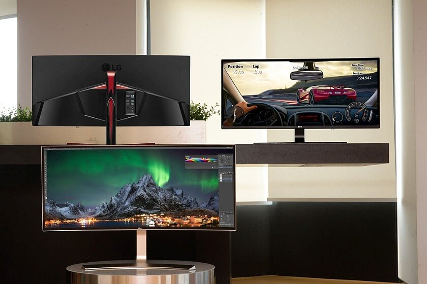 LG Ultrawide-Monitor